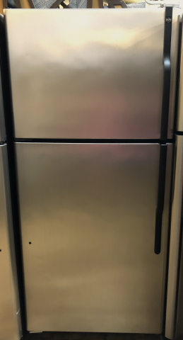refrigerator_ge_stainless_steel_front_$249