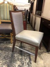 chair_dining_silver_seat_silver_back_with_medium_wood_side_of_chair